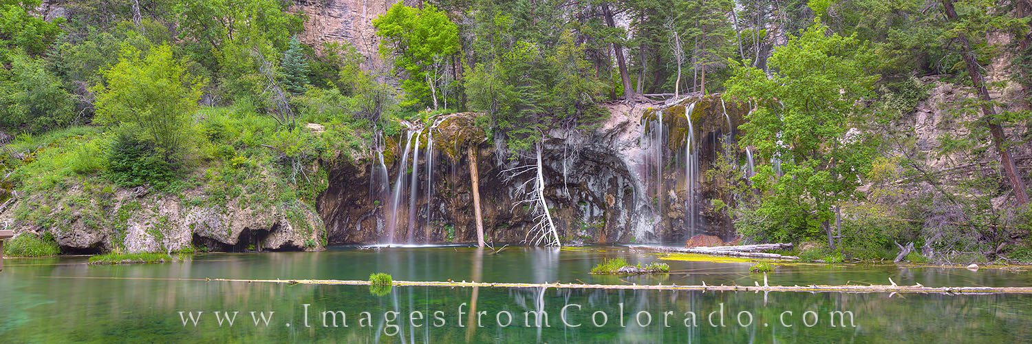 Hanging Lake panorama, Hanging Lake pano, Hanging Lake images, Hanging Lake pictures, Hanging Lake photos, Hanging Lake Colorado, Hanging Lake Co, Colorado waterfalls, Colorado images, Colorado pictur, photo