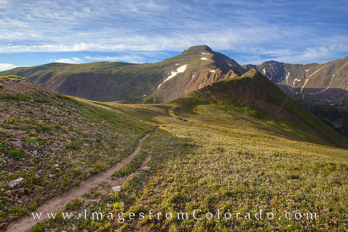 james peak, winter park colorado, james peak trailhead, james peak photos, hiking, colorado hikes, 13ers, hiking colorado, grand county, photo