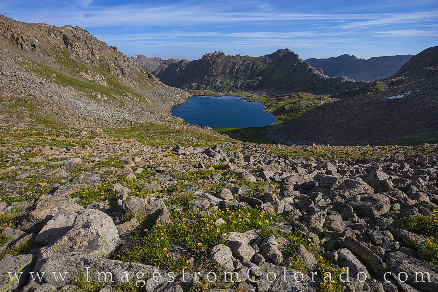 lost man lake, lost man pass, independence lake, independence pass, aspen, alpine lake, blue, summer, hiking, colorado hikes, photo
