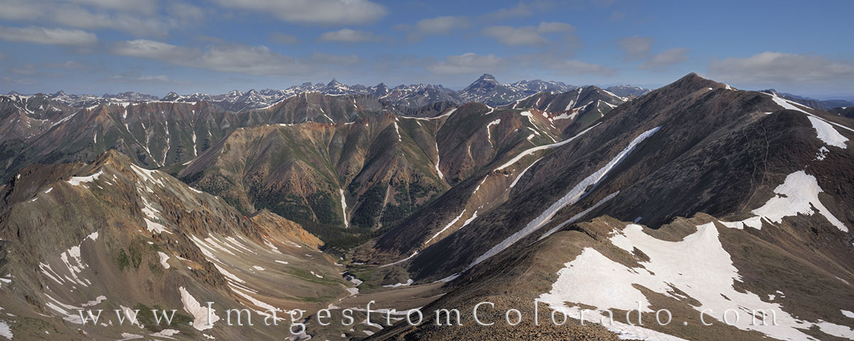 redcloud, 14ers, colorado 14ers, lake city, lake city colorado, colorado peaks, colorado summits, colorado trails, hiking colorado, 14ers photos, photo