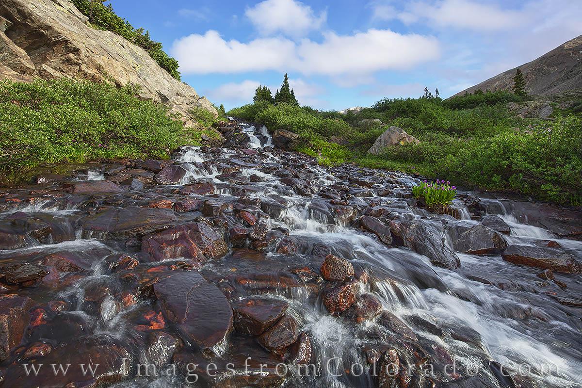 shelf lake, hike, exploring colorado, colorado prints, cascade, photo