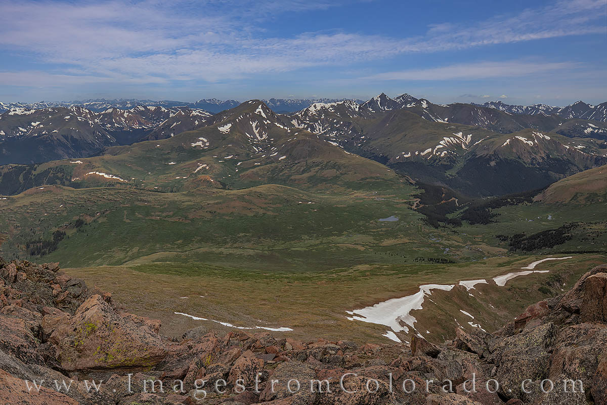 bierstadt, 14ers, hiking, elevation, colorado peaks, summit, georgetown, photo