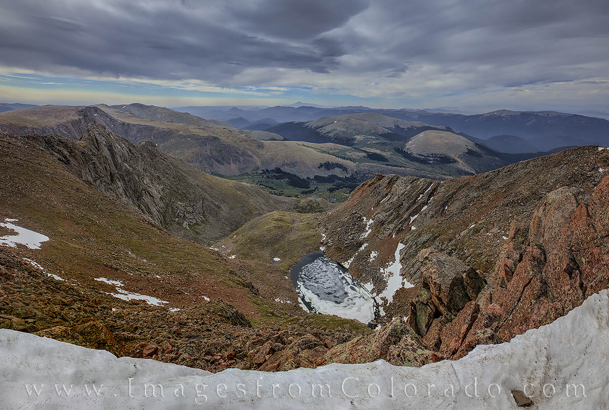 14ers, bierstadt, hiking, exploring, summits, popular peaks, morning, photo