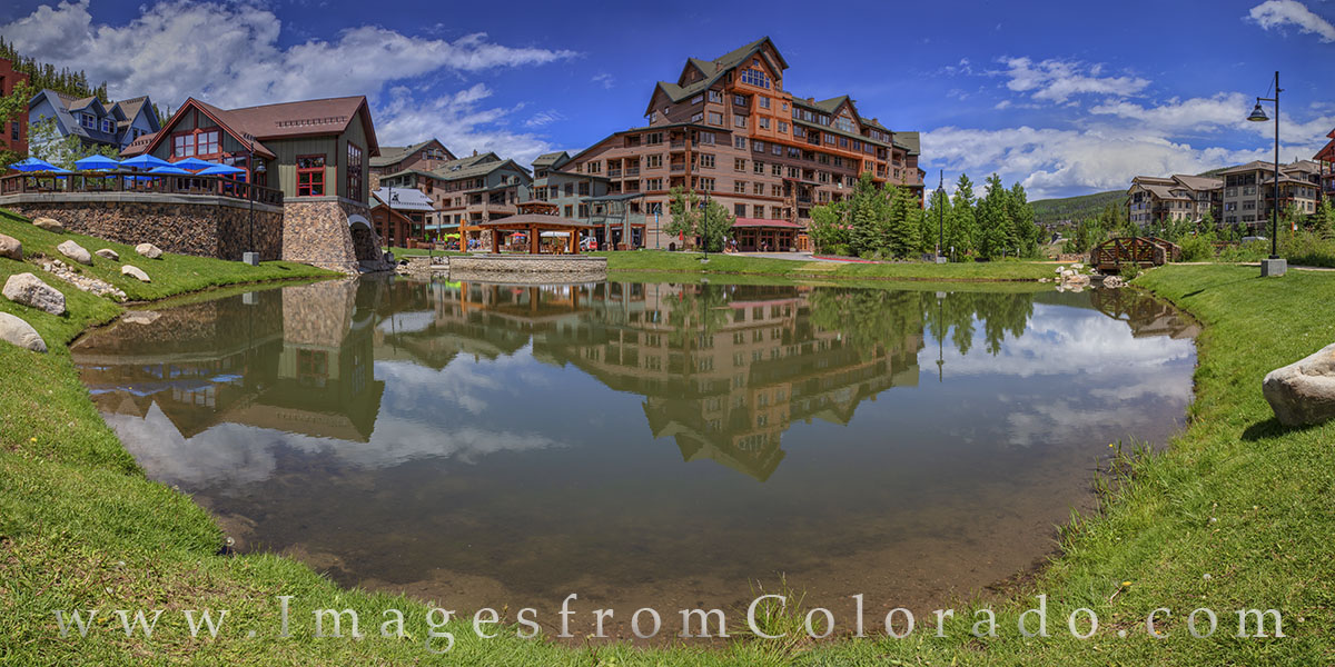 winter park, resort, ski, fraser river, zephyr mountain lodge, fraser valley, grand county, summer, photo