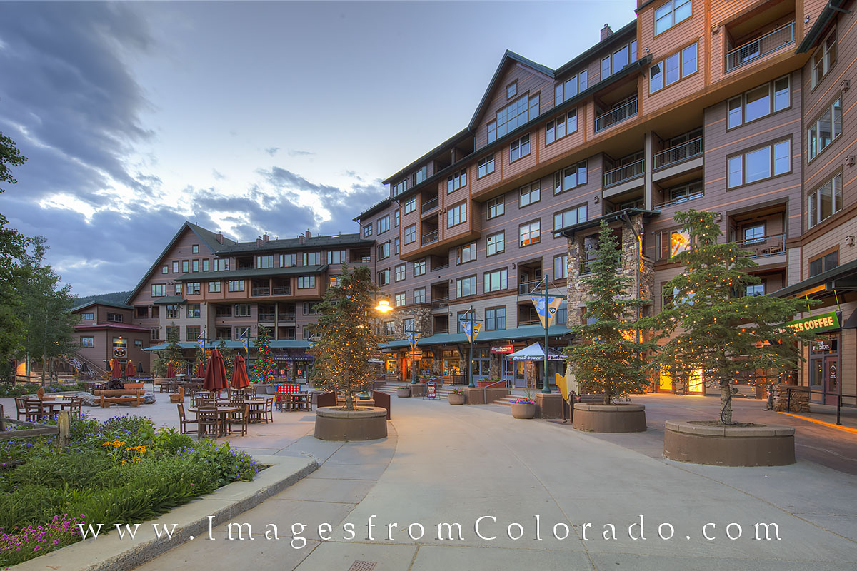 winter park ski base, winter park colorado, winter park village, hideaway village, hideaway park, fraser, grand county, grand county images, winter park images, winter park shopping, winter park archi, photo
