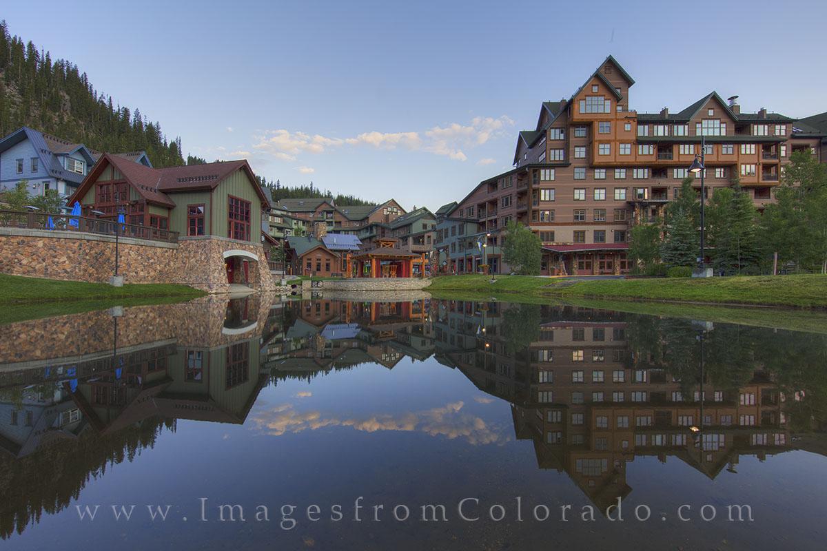 winter park colorado, grand county, ski base, hideaway village, hideaway park, winter park ski, winter park summer, colorado summer, summer in colorado, photo