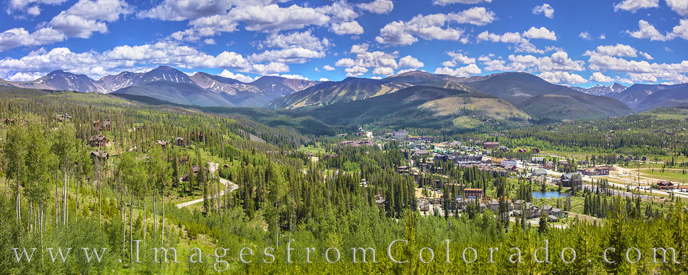 winter park, winter park ski resort, panorama, hideaway park, highway 40, berthoud pass, bear claw, james peak, ptarmigan peak, fraser valley, grand county ski resort, summer, photo